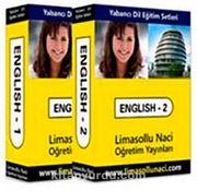 İngilizce Eğitim Setleri 1. Kur - 2. Kur