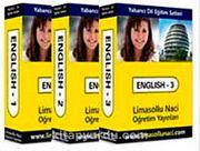 İngilizce Eğitim Setleri 1. Kur - 2. Kur - 3. Kur