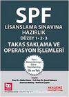 Takas Saklama ve Operasyon İşlemleri / SPF  Lisanslama Sınavına Hazırlık Düzey 1-2-3
