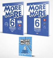 More and More English 6 Practice Book (Skills Book + Dictionary)