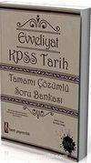 2015 Evveliyat KPSS Tarih Tamamı Çözümlü Soru Bankası