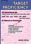 Target Proficiency / Tüm Üniversiteler İçin COPE-FCE-CAE-TOEFL-PTE-IELTS Dil Sınıfları ve Kolejler İçin