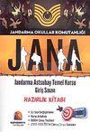JANA Jandarma Astsubay Temel Kursu Giriş Sınavı Hazırlık Kitabı