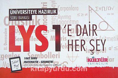LYS 1'e Dair Her Şey - Kollektif pdf epub