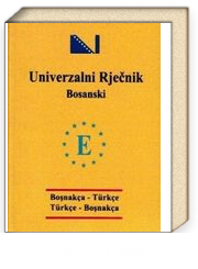 Universal Cep Boşnakça-Türkçe Türkçe Boşnakça-Sözlük