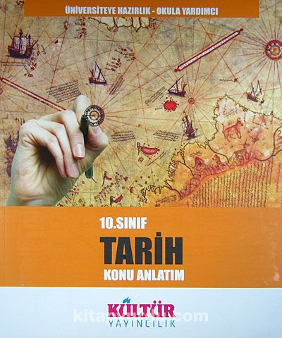 10. Sınıf Tarih Konu Anlatım - Kollektif pdf epub