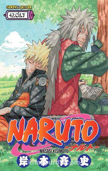 Naruto 42. Cilt - Masaşi Kişimoto pdf epub