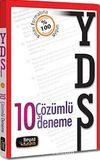 2015 YDS Çözümlü 10 Deneme