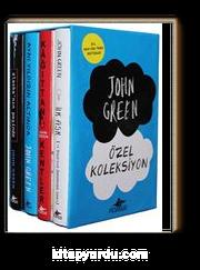 John Green Özel Koleksiyon (4 Kitap)