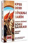 2020 KPSS Divan-ı Tarih Tamamı Çözümlü Soru Bankası