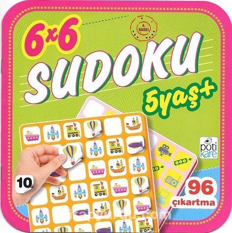 6x6 Sudoku (10) - Kollektif pdf epub