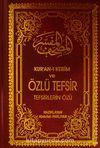 Kuran-ı Kerim ve Özlü Tefsir (Hafız Boy) & Tefsirlerin Özü