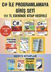 C# İle Programlamaya Giriş Seti (10 Kitap)