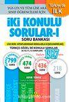 İki Konulu Sorular-I Soru Bankası & Türkçe-Sözel İki Konulu Sorular
