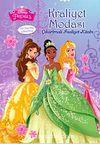 Disney Prenses Kraliyet Modası Çıkartmalı Faaliyet (60 Çıkartma)