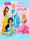 Disney Prenses Sihirli Oyunlar Çıkartmalı Faaliyetler Kitabı