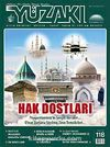 Yüzakı Aylık Edebiyat, Kültür, Sanat, Tarih ve Toplum Dergisi / Sayı:118 Aralık 2014