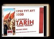 2020 KPSS TYT AYT 7 Adımda Tarih Genel Tekrar