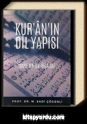 Kur'an'ın Dil Yapısı & Sarf - Nahiv - Belagat