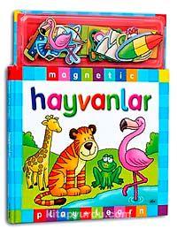 Hayvanlar / Magnetic Play Learn
