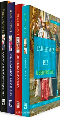 İlber Ortaylı Osmanlıyı Yeniden Keşfetmek Seti (4 Kitap)
