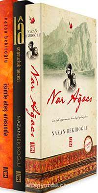 Nazan Bekiroğlu Roman Seti (3 Kitap)