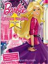 Barbie Sahne Yıldızı - Kağıt Bebek Seti