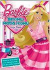 Barbie Sevimli Moda İkonu - Kağıt Bebek Seti