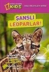 National Geographic Kids-Şanslı Leoparlar / Kısa Hikayeler Serisi