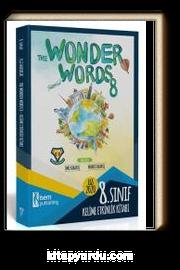 8. Sınıf İngilizce Kelime Etkinlik Kitabı - The Wonder Words 8