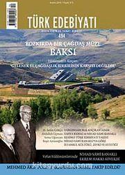 Türk Edebiyatı / Aylık Fikir ve Sanat Dergisi Sayı:494 Aralık 2014