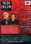 7edi İklim Sayı:296 Kasım 2014 Kültür Sanat Medeniyet Edebiyat Dergisi