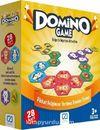 Domino Game (28 Kart) (CA.10015) & Dikkat Gelişimine Yardımcı Domino Oyunu