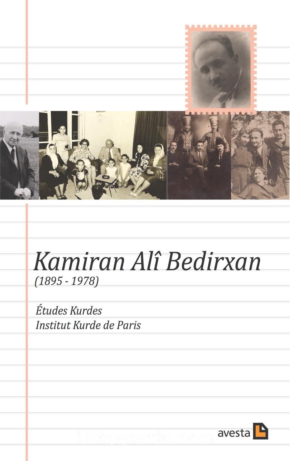 Kamiran Ali Bedirxan (1895 - 1978) - Kollektif pdf epub
