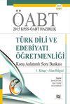 2015 KPSS ÖABT Hazırlık Türk Dili ve Edebiyatı Öğretmenliği Konu Anlatımlı Soru Bankası (1. Kitap Alan Bilgisi)