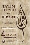 Ta'lim Tecvid ve Kıraat (4 Dvd)