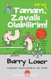 Barry Loser - Tamam, Biraz Zavallı Olabilirim (Ciltli)