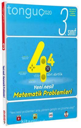 3. Sınıf 4x4 Yeni Nesil Matematik Problemleri - Kollektif pdf epub
