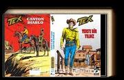 Tex Klasik Seri 7 / Teks'e Bir Yıldız - Canyon Diablo