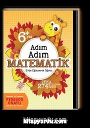 Adım Adım Matematik 6+Yaş 274 Soru