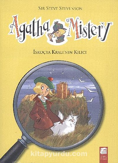 Agatha Mistery -3 / İskoçya Kralının Kılıcı - Sir Steve Stevenson pdf epub