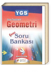 YGS Konu Örneklemli Geometri Çerez Soru Bankası