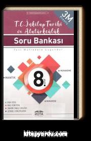 8.Sınıf T.C İnkilap ve Atatürkçülük Soru Bankası 3m Prestij
