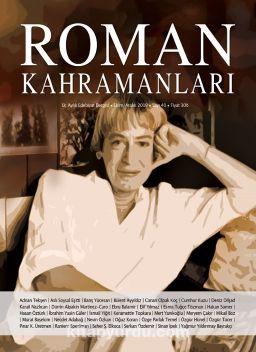 Roman Kahramanları Üç Aylık Edebiyat Dergisi Sayı:40 Ekim-Kasım-Aralık 2019