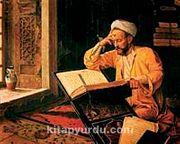 Kur'an Okuyan Adam / Osman Hamdi Bey (OHB 006-50x60) (Çerçevesiz)