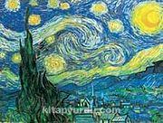 Yıldızlı Gece / Vincent Van Gogh (VGV 013-50x65) (Çerçevesiz)