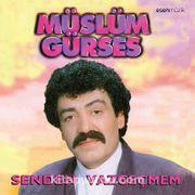 Senden Vazgeçmem / Müslüm Gürses (CD)