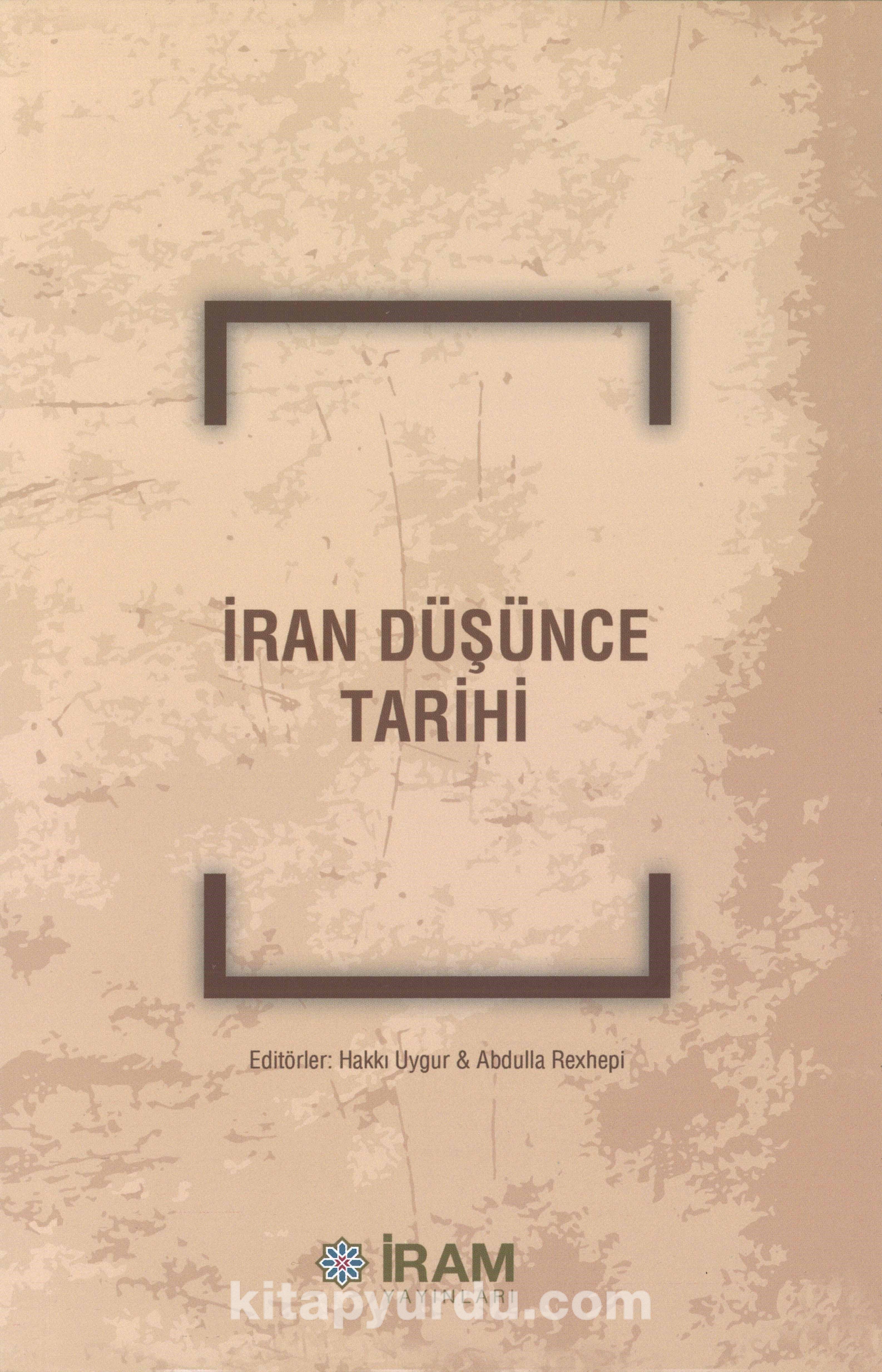 İran Düşünce Tarihi -  pdf epub