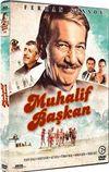Muhalif Başkan (Dvd)