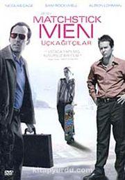 Üçkağıtçılar - Matchstick Men (Dvd)